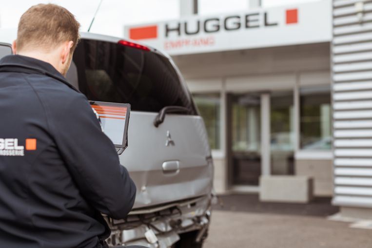 Schadenmanagement - Huggel Carrosserie AG in Münchenstein BL